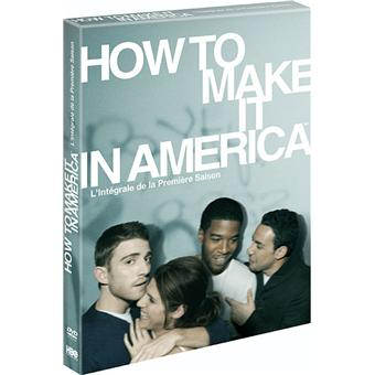 How to Make It in AmericaHow to Make It in America - Coffret intégral de la Saison 1