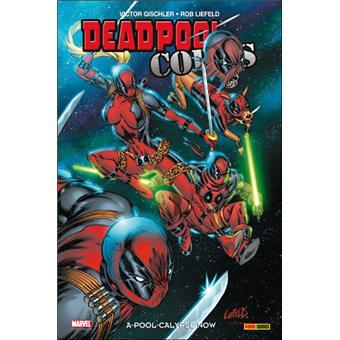 Deadpool corpsDeadpool corps