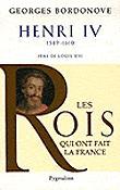 Henri IV 1589-1610 père de Louis XIII