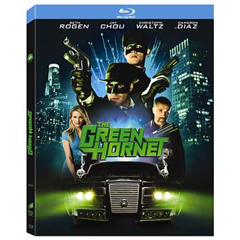 The Green Hornet - Blu-Ray - Version 2D