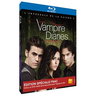 The Vampire DiariesThe Vampire Diaries - Seizoen 2 Bluray Box