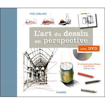 L Art Du Dessin En Perspective Avec Dvd