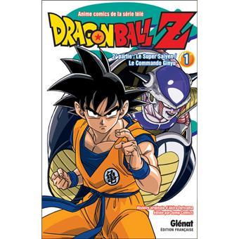 Dragon Ball ZLe Super Saïyen-Le commando Ginyu