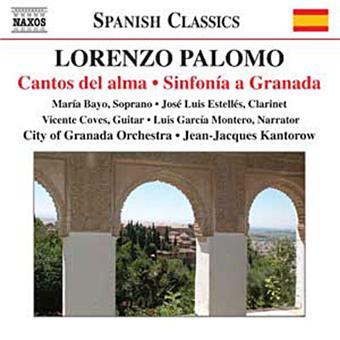 Cantos Del Alma/Sinfonia A Granada