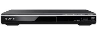 Lecteur DVD Sony DVP-SR760H