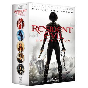 Resident EvilResident Evil Collection - L'intégrale 5 DVD
