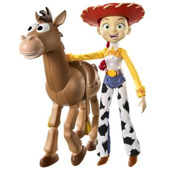 Jouet Toy Story Jessie Et Pile Poil