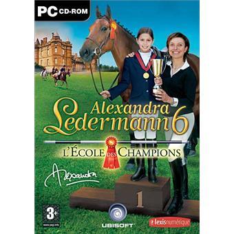 jeux alexandra ledermann 6 gratuitement