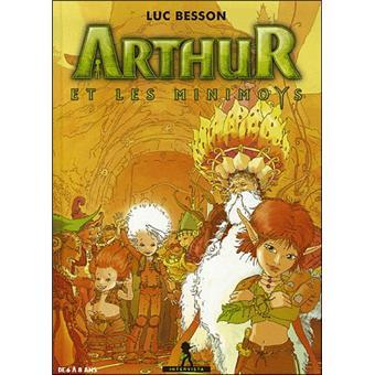 Arthur et les MinimoysArthur et les Minimoys - Album 6/8 ans
