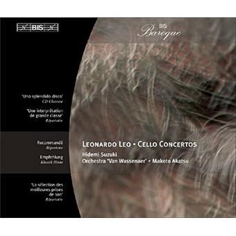 Les 5 Concertos pour violoncelle