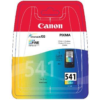 Cartouche Canon CL-541 3 couleurs (cyan, jaune, magenta)