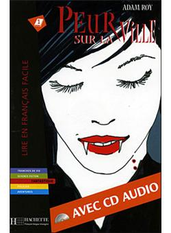 Peur Sur La Ville Cd Audio A2