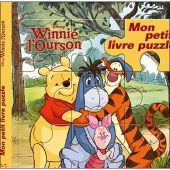 Winnie L Ourson Winnie Le Film Mon Petit Livre Puzzle