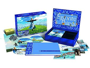 La Mélodie du bonheur - Combo Blu-Ray + DVD - Edition Prestige Limitée