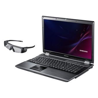 """Samsung RF712 Core i7 2630QM 2 GHz - 17.3"""" TFT+"""