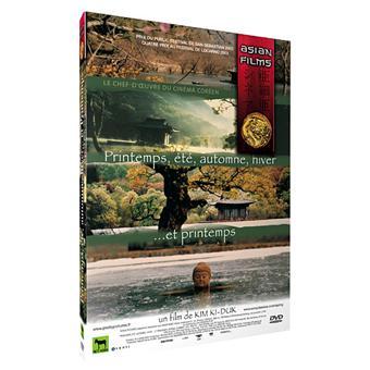 Printemps t automne hiver et printemps collection asian films kim ki duk dvd zone 2 - Printemps ete automne hiver et printemps ...