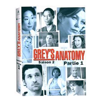 Grey's AnatomyGrey's Anatomy - Coffret de la Saison 2 - Partie 1