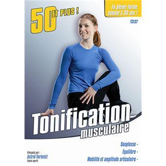 Tonification Musculaire, 50 et plus !