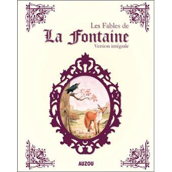 Les Fables De La Fontaine Integrale Ne Texte Intégral Broché