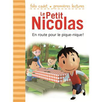 Le Petit NicolasEn route pour le pique-nique !