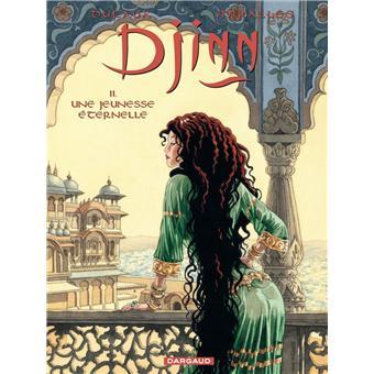 DjinnDjinn - Une jeunesse éternelle