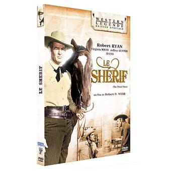 Le Shérif DVD