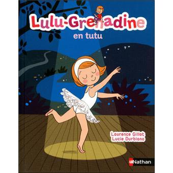 Lulu GrenadineLulu-grenadine en tutu