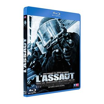 L Assaut Blu Ray