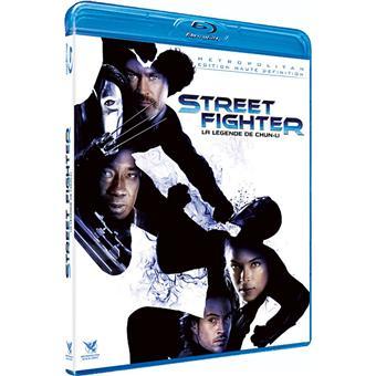 Street Fighter : La légende de Chun-Li Blu-ray
