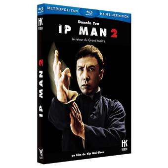 Ip ManIp Man 2 Le retour du Grand Maître Blu-ray