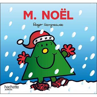 Monsieur Madame Livre Paillettes Monsieur Noel