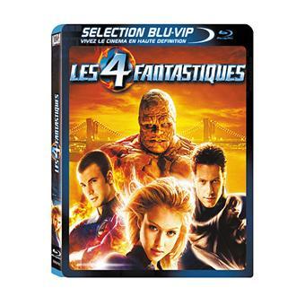 Les 4 fantastiques VIP Blu-ray