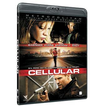 Cellular - Blu-Ray