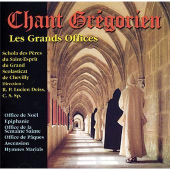 Chant Grégorien - Grands offices