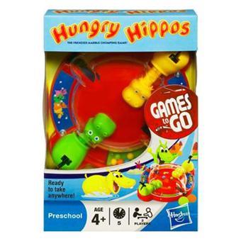 HASBRO FND HIPPOS GLOUTONS EDITION VOYAG