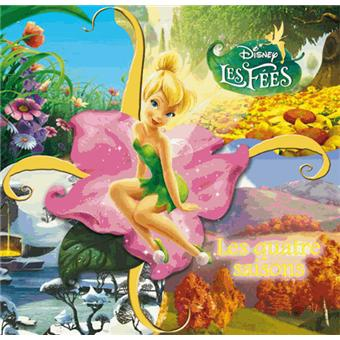 Image De Fée Clochette fée clochette - la fée clochette et les quatre saisons - walt disney