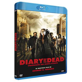Diary of the dead - Chronique des morts vivants - Blu-Ray