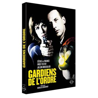 Gardiens de l'ordre DVD