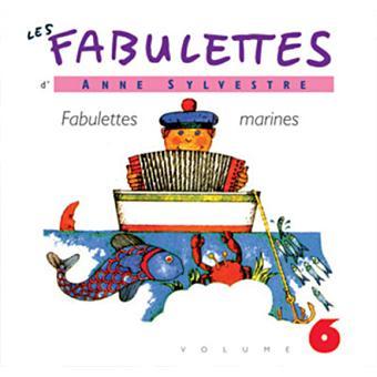 Vol. 6-Fabulettes: Fabulette Marines