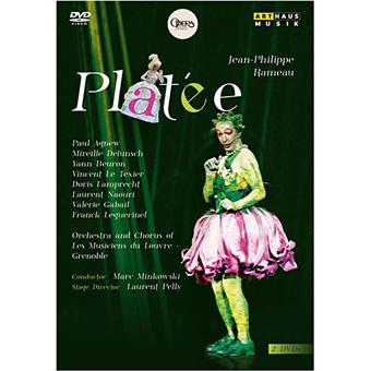Platee - Opéra de Paris 2002