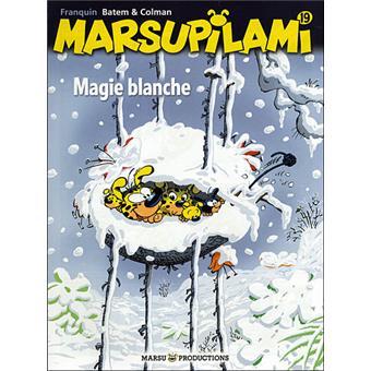 MarsupilamiMagie blanche