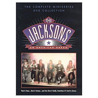 The Jacksons an american dream - DVD Zone 1