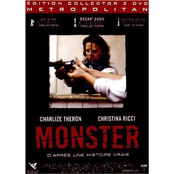Monster - 2 Disc DVD