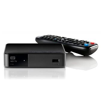 WD - TV Live Ethernet / USB 2.0 / WiFi