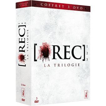 (Rec) - Coffret de la Trilogie
