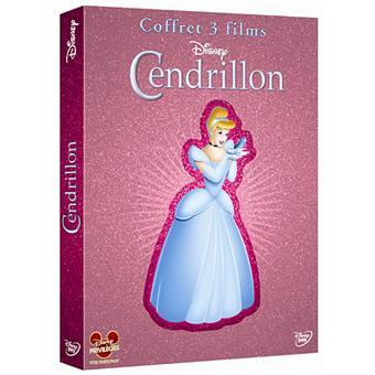 Cinderella Story 1-3 DVD-Box