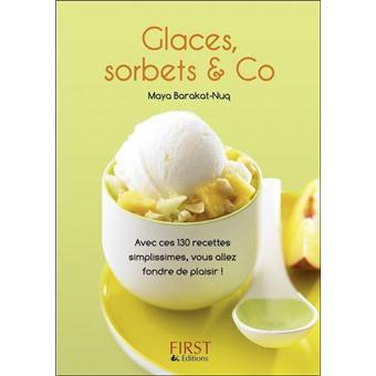 Glaces, sorbets & Co - Maya Barakat-Nuq