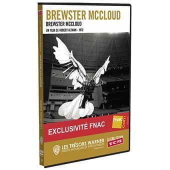Brewster McCloud DVD
