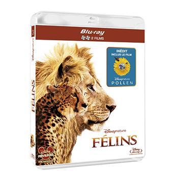Félins - Blu-Ray - 2 Films