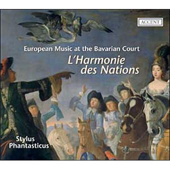 L'Harmonie Des Nations-European Music A